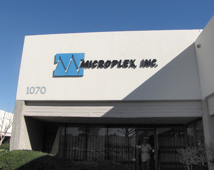 Microplex building photo